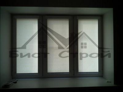 Рулонные шторы с 75% светопрозрачностью