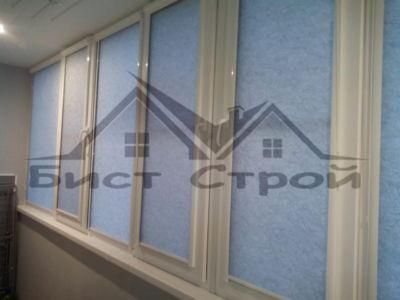 Рулонные шторы с тканью АЙС