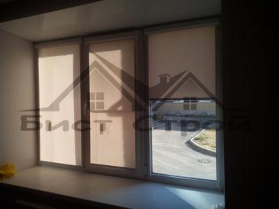 Рулонные шторы с тканью ЭКО