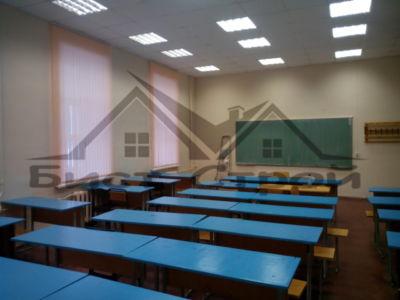 Жалюзи вертикальные в классе КГТУ