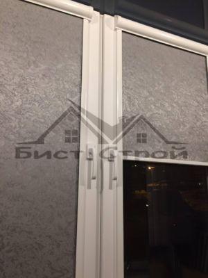 Рулонные шторы INTEGRA BOX+ на первом этаже