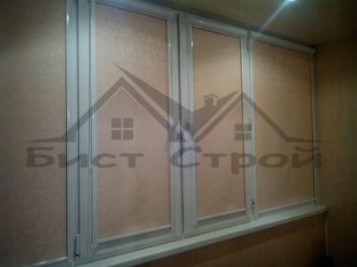 Рулонные шторы с тканью Элегия