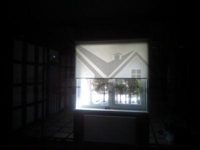 Рулонные шторы на проеме