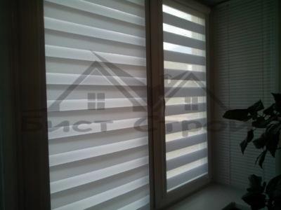 Три режима работы шторы