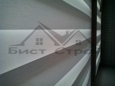 Красивые рулонные шторы