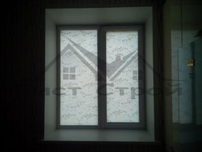 Рулонные шторы с тканью Сакура