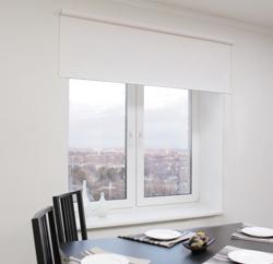 Рулонная штора ROLL простота конструкции
