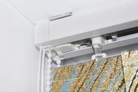Вертикальные жалюзи V-FORM крепление на потолок