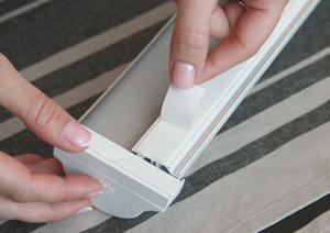 INTEGRA BOX DUO снять защитный слой