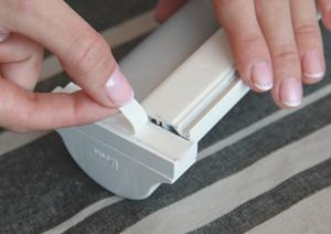 INTEGRA BOX DUO снять защитный слой с боков