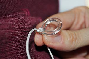 ROMA закрепить стопорные кольца