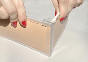 V-FORM PLAST установить боковые элементы