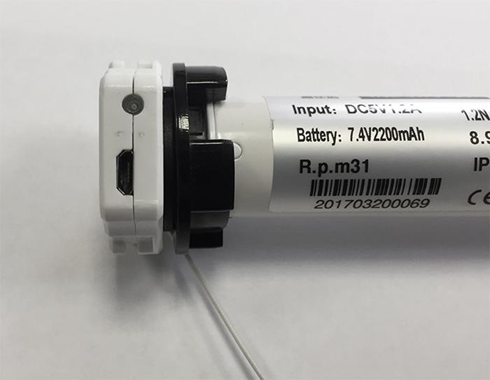 Моторизация привод WSERD30-B
